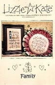 Lizzie Kate Family Cross Stitch Chart