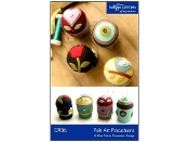 Indygo Junction Folk Art Pincushions Patterns