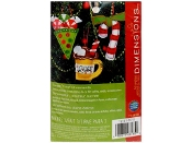Dimensions Felt Applique kit - Sweet Treat Christmas Ornaments, Embroidery