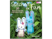 Stitched for Fun - Adorable Embroidery Projects - Book