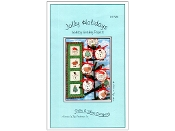 Susie C Shore Designs - Jolly Hollidays Christmas Embroidery patterns