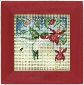 Mill Hill Spring Series - Hummingbird - Cross Stitch Kit