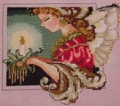 Mirabilia Designs - The 2006 Cherub free counted cross stitch chart