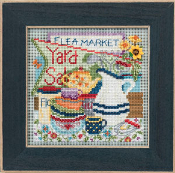 Mill Hill Spring Series - Yard Sale - 2013 Cross Stitch Kit