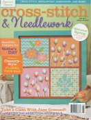 Cross Stitch & Needlework May 2014 magazine