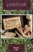 Lizzie Kate Mothers Counted cross stitch pattern chart