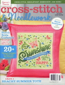 Cross Stitch & Needlework July 2014 magazine