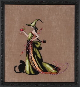 Mirabilia Designs Ana NC207 design by Nora Corbett counted cross stitch pattern