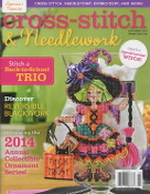 Cross Stitch & Needlework September 2014 magazine