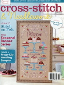 Cross-stitch Needlework Spring 2015 magazine