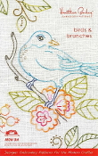 Heather Bailey hand Embroidery patterns Birds and Branches hot iron on transfers