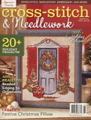 Cross-stitch Needlework Winter 2015 magazine