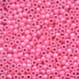 Mill Hill Frosted Glass Beads 62035 Peppermint