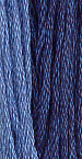 The Gentle Art Sampler Threads - Presidential Blue 0260 5 yard skein embroidery needlework thread