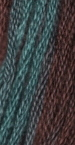 The Gentle Art Sampler threads Verdigris 5 yard skein, embroidery, counted cross stitch