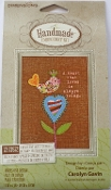 Dimensions Embroidery kit A Heart That Loves