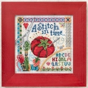Mill Hill Stitch in Time beaded counted cross stitch kit