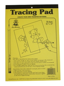 Aunt Marthas Tracing Pad and transfer pencils