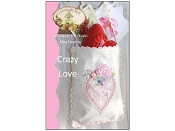 Crabapple Hill Studio Crazy Love Embroidery Pattern