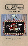 Under the Garden Moon - Jingle All the Way - Christmas hand Emboidery applique pattern