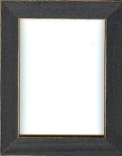 Mill Hill Matte Black Frame GBFRM19 - wood