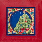 Jim Shore by Mill Hill - Tree JS30-4104 Christmas beaded counted cross stitch kit