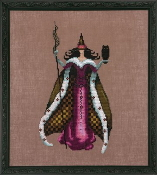 Mirabilia Designs Mari NC210 design by Nora Corbett counted cross stitch pattern