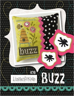 Lizzie Kate - Buzz counted cross stitch kit