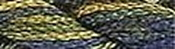 Caron Collection Waterlilies Olive Grove 12 ply silk embroidery thread