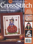 Just Cross Stitch October 2015 magazine