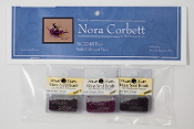 Mirabilia Designs Eva NC224E Nora Corbett embellishment pack, Mill Hill Beads