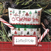 Lizzie Kate - O Christmas Tree Christmas counted cross stitch kit