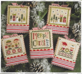 Merry With Embellishments~Lizzie Kate
