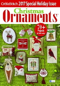 Just Cross Stitch 2017 Special Christmas Issue Ornaments magazine