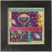 Mill Hill Spring Series That's Amore beaded counted cross stitch kit