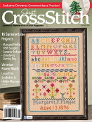 Just Cross Stitch August 2018 magazine