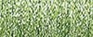 Kreinik Metallics Very Fine Braid 015 Chartreuse thread, embroidery, counted cross stitch