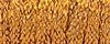 Kreinik Metallics Very Fine Braid 150V Vintage Amber Thread