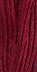 The Gentle Art Sampler Threads - Cranberry 5 yard skein