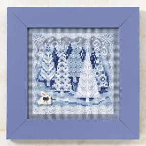 Mill Hill Winter Series - Winter Wonderland counted cross stitch kit